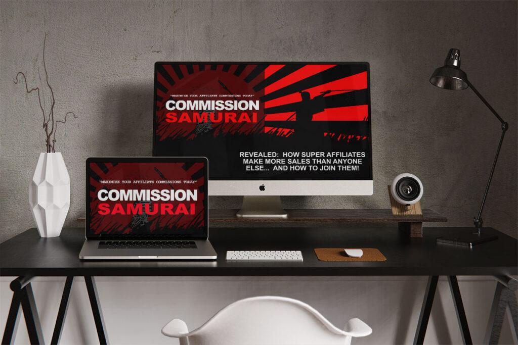 Commission Samurai